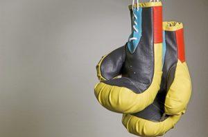 Krajowa Rada Sądownictwa zakłada rękawice bokserskie