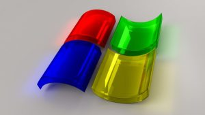 Logo Microsoftu, producenta Visty. Czy należy się zwrot pieniędzy za Vistę?