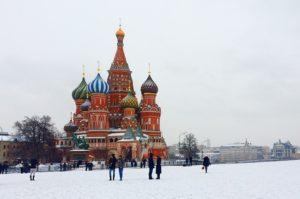 Kreml udało się zająć tylko Polakom