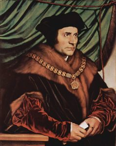 Tomasz More. Wiedza i inteligencja na służbie Henryka VIII- to się nie mogło udać.