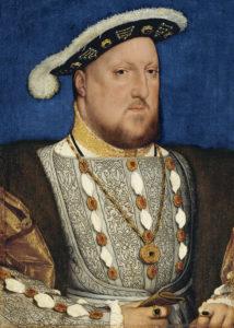 Ucieleśnienie arogancji i dobrego PRu. Król Henryk VIII