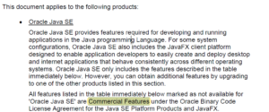 Commercial Features in Jaba