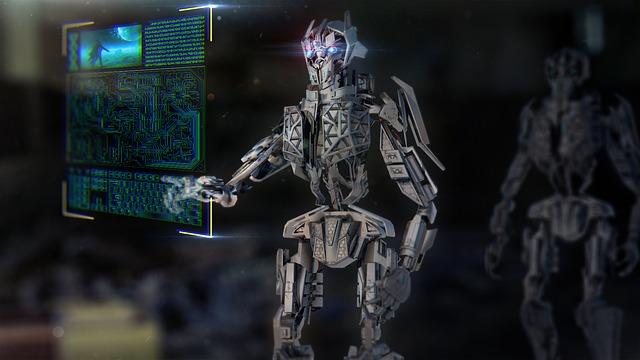 prawo pracy w czasach AI to może być prawo robotów