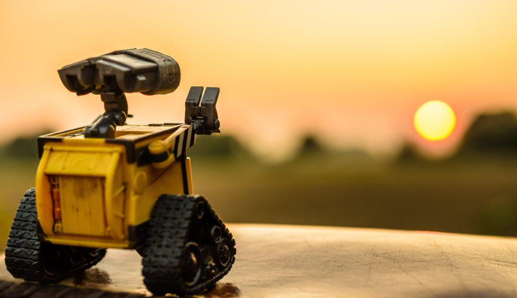 Wall-E czyli najsympatyczniejsza SI na świecie