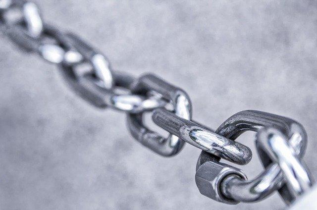 łańcuch ochrony RODO łańcuch DNA