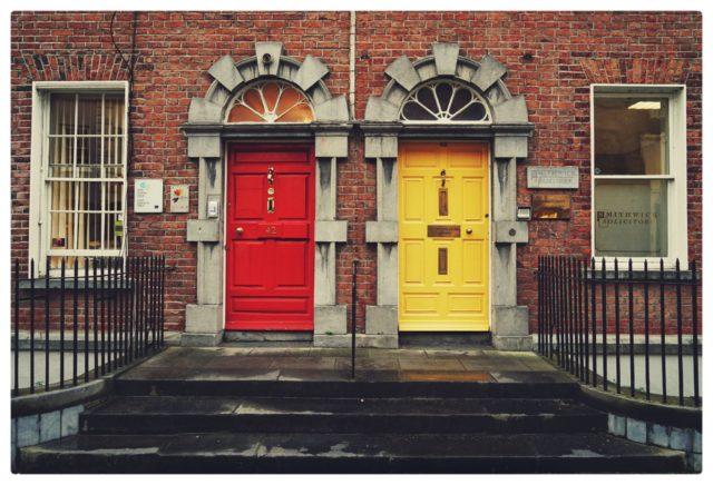 normy kolizyjne w akcji czyli czasem drzwi są zamkniete a czasem wręcz przeciwnie