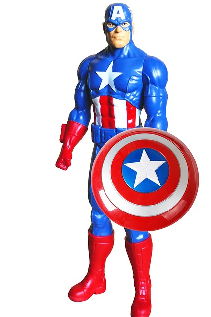 Captain America is watching you